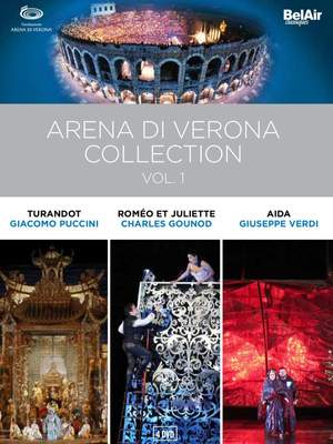 Arena di Verona Box Vol. 1 Product Image