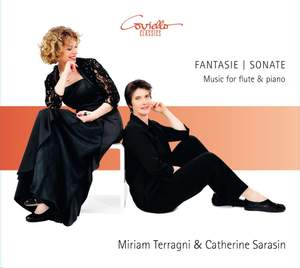 Music for Flute & Piano Product Image