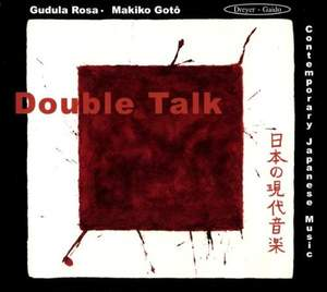 Double Talk - Japanese Contemporary Music