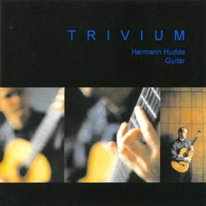 Trivium - Works for Guitar by Turina, Riera, Mompou & Eespere