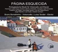 Pagina Esquesida - Portuguese Music for Violoncello & Piano