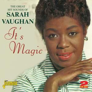 It's Magic - The Great Hit Sounds of Sarah Vaughan