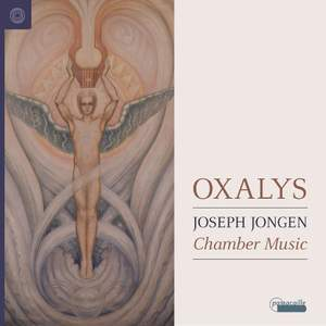 Joseph Jongen: Chamber Music