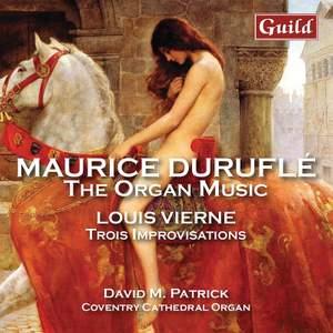Duruflé: The Organ Music