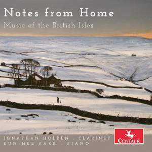 Notes from Home: Music of the British Isles Product Image