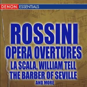 Rossini Opera Overtures