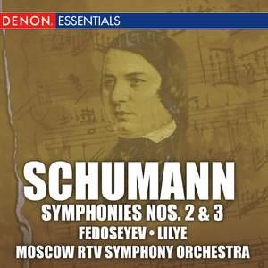 Schumann: Symphonies Nos. 2 & 3 Product Image