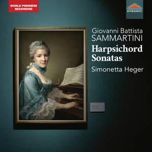 Sammartini: Harpsichord Sonatas Product Image