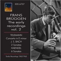 Frans Brüggen - The Early Recordings, Vol. 2