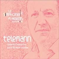 Telemann: Suite en La Mineur, TWV 55, etc.