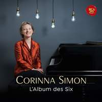 L'Album des Six - Music by French Avant-Garde Composers of Early 20th Century