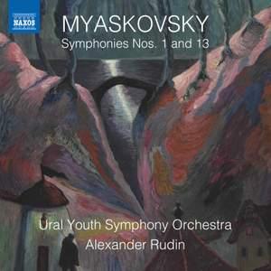 Myaskovsky: Symphonies Nos. 1 & 13