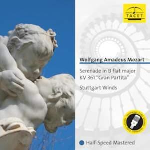 Mozart: Serenade In B Flat Major KV 361, 'Gran Partita'