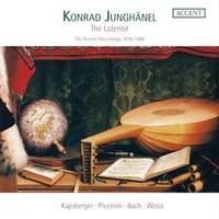 Konrad Junghänel - The Lutenist