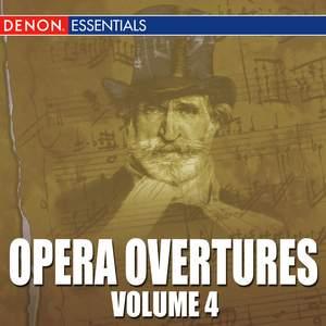 Opera Overtures, Volume 4