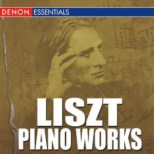 Liszt: Solo Piano Works