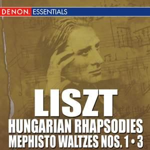 Liszt: Hungarian Rhapsodies - Mephisto - Les Preludes