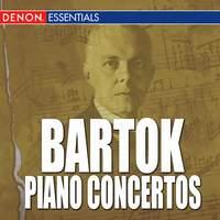 Béla Bartók - Piano Concertos