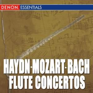 Haydn: Flute Concerto No. 1 - Mozart: Flute Concertos Nos. 1 & 2 - CPE Bach: Flute Concerto