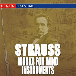 Richard Strauss: Works for Wind Instruments Product Image