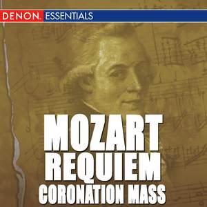Mozart: Requiem & Coronation Mass
