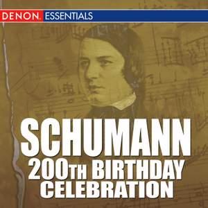 Schumann: 200th Birthday Celebration! Product Image
