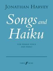 Jonathan Harvey: Songs and Haiku