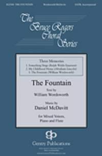 Daniel McDavitt: The Fountain From Three Memories