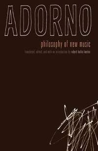 Philosophy of New Music
