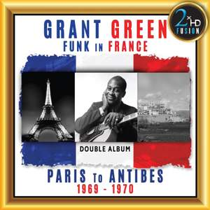 Green: Funk in France - Paris to Antibes