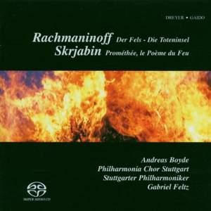 Rachmaninov: The Rock, Die Toteninsel & Scriabin: Promethée