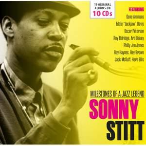 Sonny Stitt - Milestones of a Jazz Legend