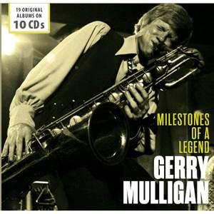 Gerry Mulligan - Milestones of a Legend