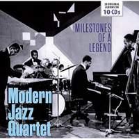 Modern Jazz Quartet - Milestones of a Legend