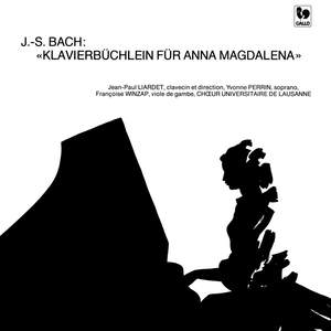 Bach: The Complete Little Notebook for Anna Magdalena Bach