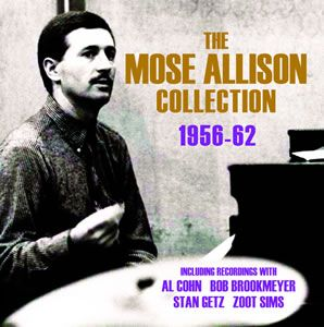 The Mose Allison Collection 1956-1962 (4cd)