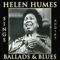 Sings Ballads & Blues