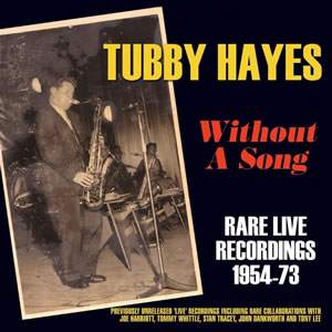 Without A Song - Rare Live Recordings 1954-73 (3cd)