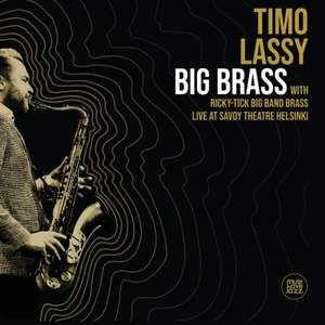Timon Lassy & Ricky-Tick - Big Brass Live at Savoy Theatre Helsinki - Vinyl Edition Product Image