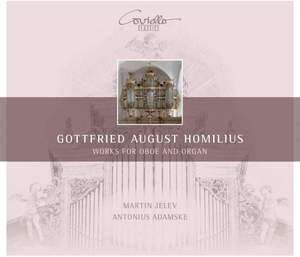 Gottfried August Homilius: Works For Oboe & Organ