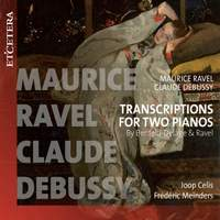 Debussy/Ravel: Transcriptions For Two Pianos