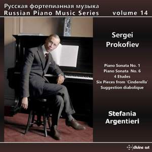 Russian Piano Music Series Vol. 14: Prokofiev: