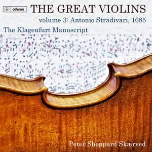The Great Violins, Vol. 3
