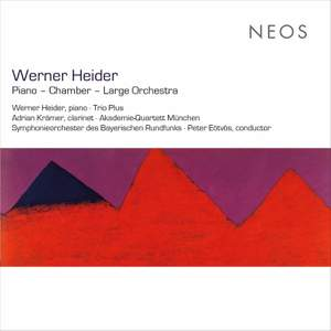 Werner Heider: Piano - Chamber - Large Orchestra