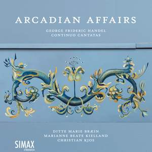 Arcadian Affairs - Georg Friedrich Handel: Continuo Cantatas Product Image