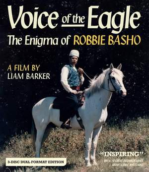 The Enigma of Robbie Basho [bd+2dvd]