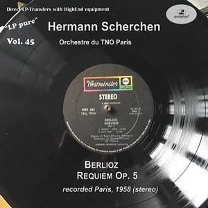LP Pure, Vol. 45: Scherchen Conducts Berlioz (Historical Recording) Product Image