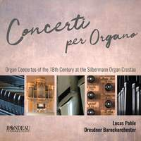 Handel, C.P.E. Bach & J.S. Bach: Works for Organ