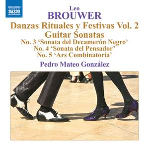 Brouwer: Guitar Music Vol. 5