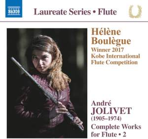 Jolivet: Complete Works for Flute Vol. 2 Product Image